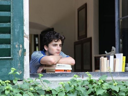 A Call Me by Your Name sequel book is officially on its way