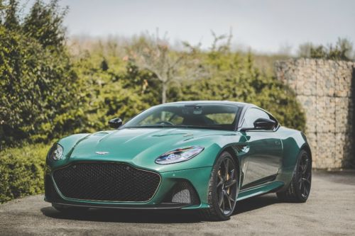 Aston Martins's Ultra-Limited DBS 59 Takes Inspiration from a Historic Le Mans Victory
