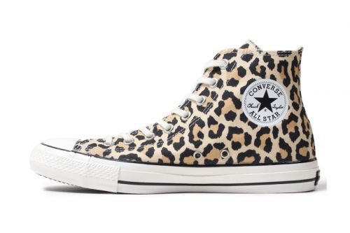 WACKO MARIA Teams Up With Converse on Leopard-Print All Star Hi