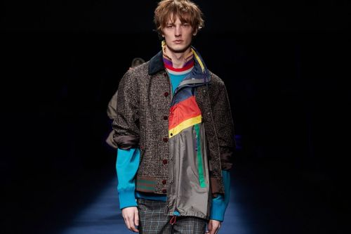 Kolor FW21 Conceives a Patchwork Riot
