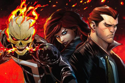 Hulu Orders Live-Action Dramas of Marvel's 'Ghost Rider' & 'Helstrom'