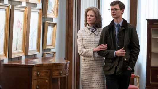 Nicole Kidman Wears Vintage Chanel and Ansel Elgort Sports '60s-Era Suits in 'The Goldfinch'