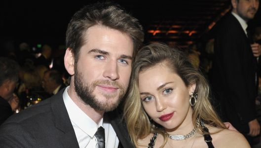 Miley Cyrus Posts a Dirty Valentine's Day Message For Liam Hemsworth and We're Blushing