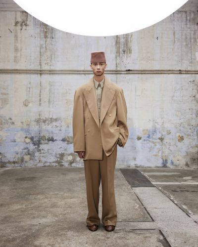 Hed Mayner: Menswear AW21