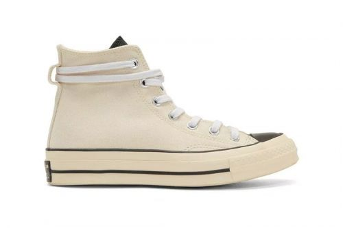 Fear of God ESSENTIALS' Stripped Back Converse Chuck 70 Gets a Release Date