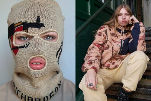 Richardson References War Rugs and Propaganda for FW20