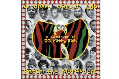 'Enter the Marauders' Combines Wu-Tang Clan's '36 Chambers' & ATCQ's 'Midnight Marauders'