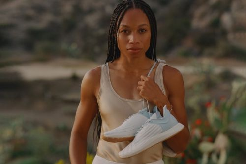 Track and Field Star Allyson Felix Launches Saysh, Her Own Footwear and Apparel Brand