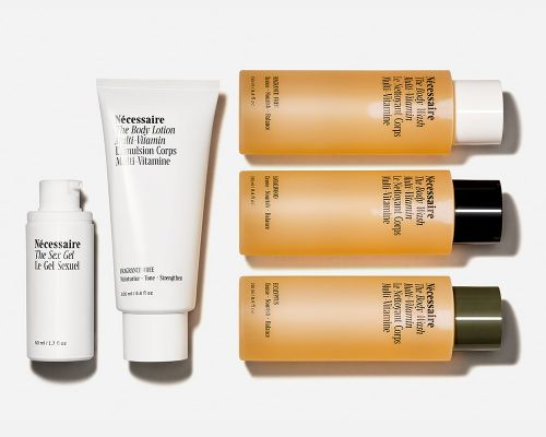 Genderless Body-Care Brand Nécessaire Wants to Make Clean Beauty Accessible