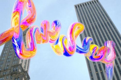 Apple Brings Augmented Reality Outdoors with New Public Art Initiative