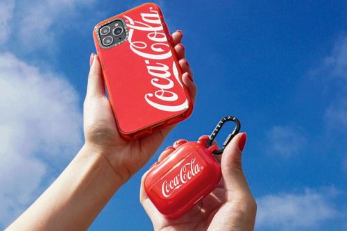"CASETiFY Unveils Latest Collaborative ""The Coca-Cola Collection"""
