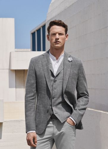 Guy Robinson & Julien Sabaud Go Sartorial in Digel Spring '19 Collection