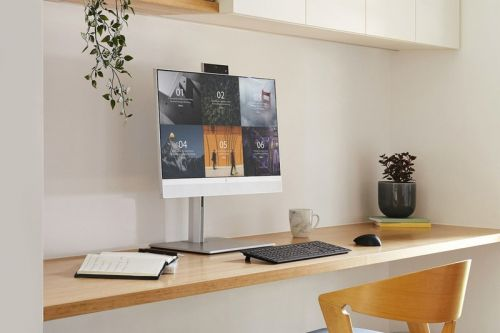HP's EliteOne 800 G8 All-In-One Is the Perfect Work-From-Home Companion