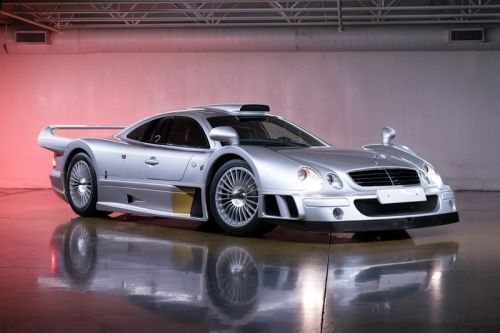 This Mercedes-Benz AMG CLK GTR Strassenversion Could Sell for $10 Million USD