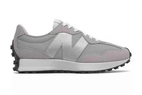 """New Balance's 327 Suits Up With """"Rain Cloud"""" Uppers"""