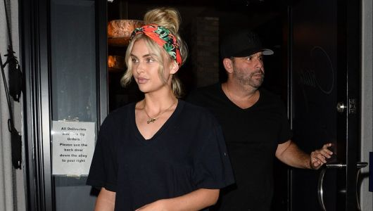 'Vanderpump Rules' Star Lala Kent and Fiancé Randall Emmett Hit West Hollywood for a Cute Date Night Out