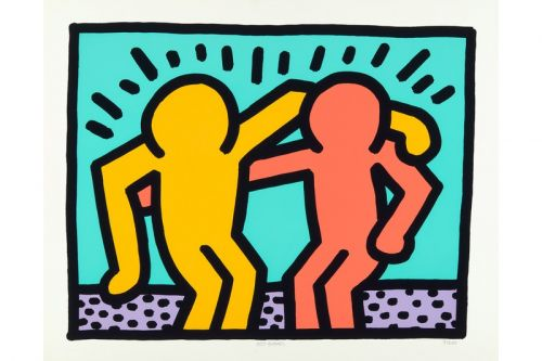 Keith Haring's Last Print to Be Sold at Upcoming Phillips New York Auction