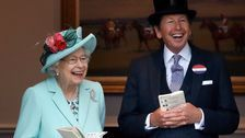 Queen Elizabeth Is All Smiles As She Returns To Royal Ascot