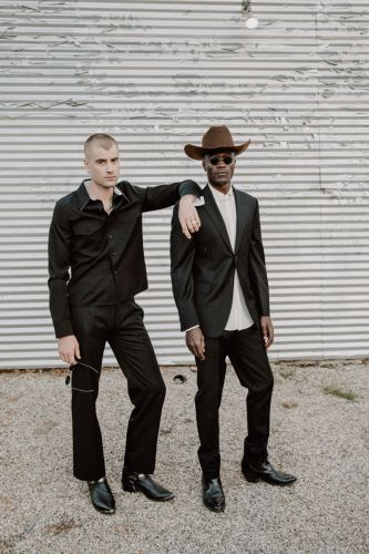 Blake Hardy & Remi Alade in 'No Trespassing'