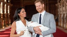 The Sweet Connection Between Meghan And Harry's Baby Girl And Princess Charlotte