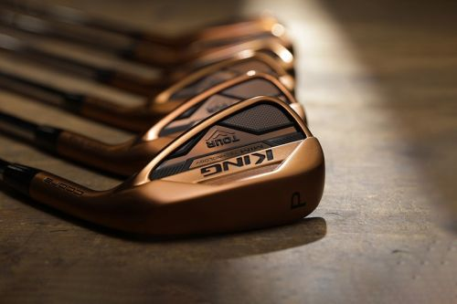 Cobra Golf Releases King Tour Copper Irons