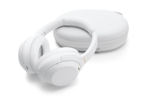 """Sony Drops Limited Edition Noise-Canceling WH-1000XM4 Headphones in """"Silent White"""""""