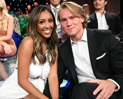 Tayshia Adams' Ex John Paul Jones Is 'Excited' for Her to Be the Bachelorette After Clare's Engagement