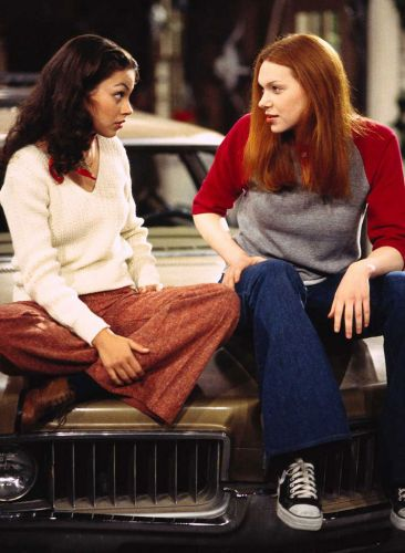 3 Times Mila Kunis Gave Us Style Inspiration In That '70s Show