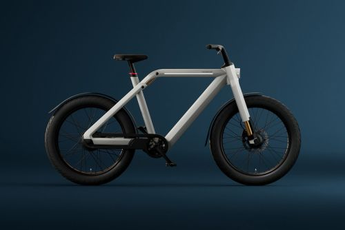 VanMoof's First Hyperbike Shows How E-Bikes Can Reshape Our Cities