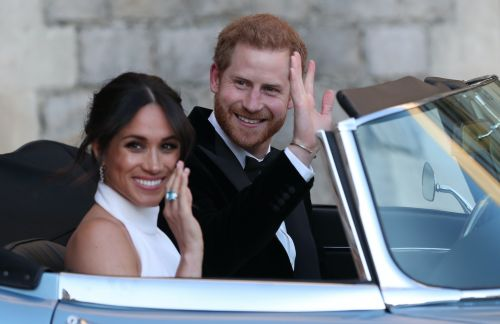 "Prince Harry Is the ""Best Husband Ever,"" According to Meghan Markle"