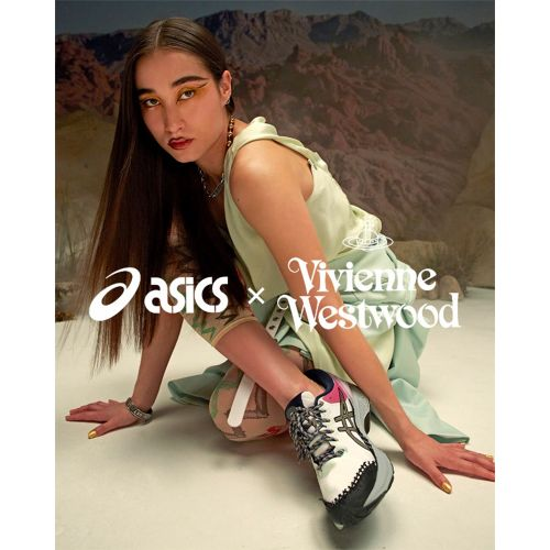 The Final Asics x Vivienne Westwood Drop is Here *Cries*