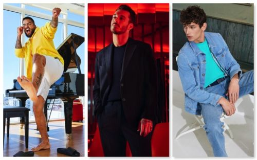Week in Review: Maluma, DKNY, Esprit + More