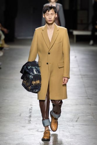 Dries Van Noten Channels Style Icons for Fall '19 Collection