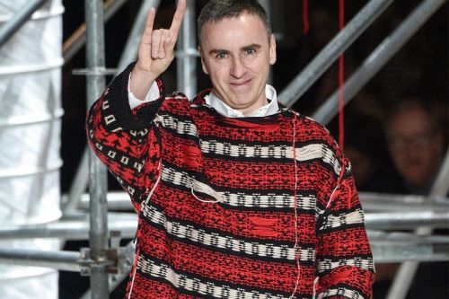 Rumors Point to Raf Simons Potentially Heading to Miu Miu