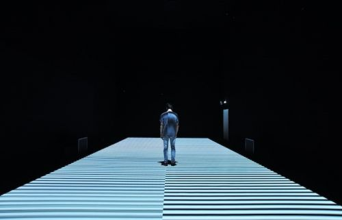 Visual artist Ryoji Ikeda's experimental exhibition is opening in London