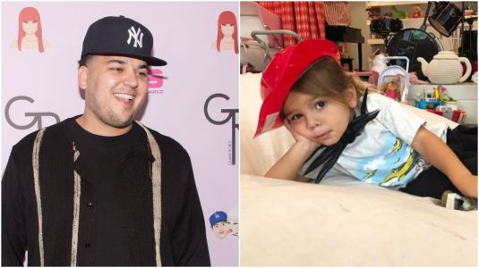 Rob Kardashian Gets a Ridiculously Sweet Video Message From Nephew Reign Disick: 'You're Adorable'
