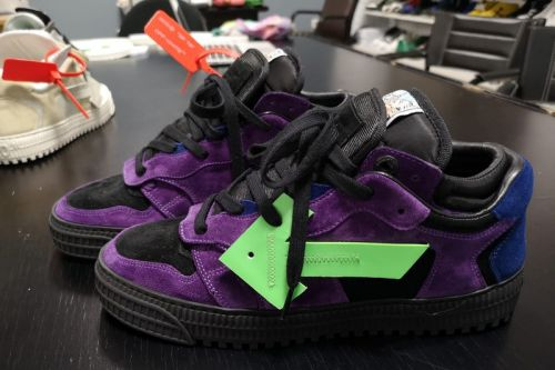 """Virgil Abloh Personally Teases New Off-White™ 3.0 """"Off-Court Lows"""""""
