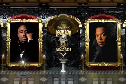Death Row Records Unveils Virtual Museum to Celebrate 30th Anniversary