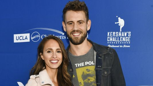 """Nick Viall Admits He Doesn't Keep In Touch With Vanessa Grimaldi: """"We Kind of Do Our Own Thing"""""""