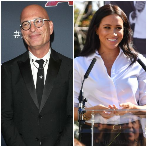 'Deal or No Deal' Host Howie Mandel Jokes About Duchess Meghan's 'Master Plan' to Become Royal