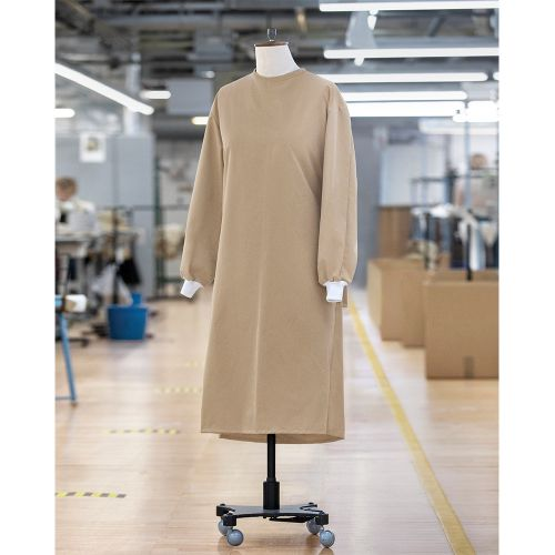 Step Inside Burberry's Castleford Factory Where The Brand Is Supporting The Battle Against Covid-19
