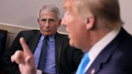 Fauci: COVID-19 Pandemic Not Expected To Improve By Christmas, New Year