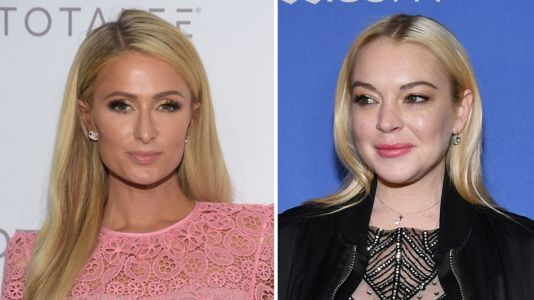 """Paris Hilton Just Called Lindsay Lohan a """"Pathological Liar"""" and We Are Here for This Vintage Drama"""