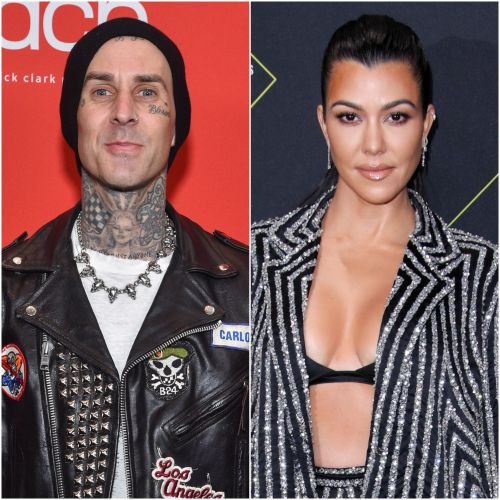 Travis Barker Reveals His Relationship With Kourtney Kardashian 'Just Comes Natural' in 1st Interview