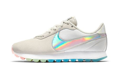 """The New """"Rainbow"""" Nike Pre Love O.X. Features a Multicolor Sole"""