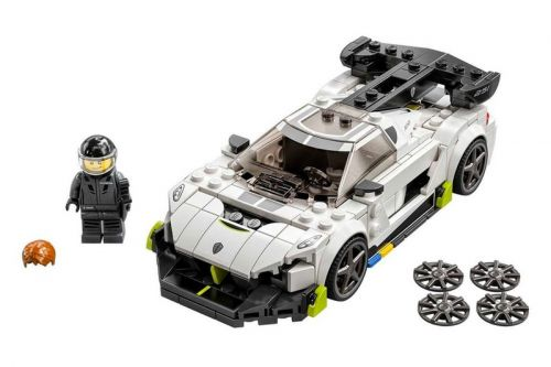 LEGO Has Officially Announced Its Speed Champions 2021 Line up