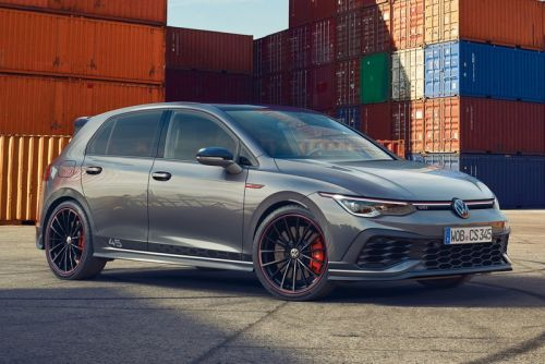 Volkswagen Celebrates the Golf GTI's Legacy With Special Clubsport 45 Edition