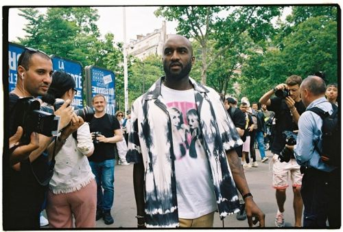 Virgil Abloh apologises for his looting comments amid BLM protests
