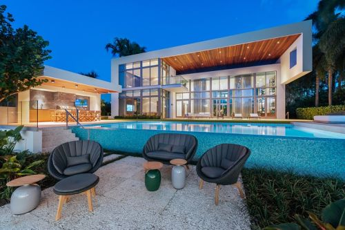 You Can Now Buy Chris Bosh's Former Miami Mansion for $42 Million USD