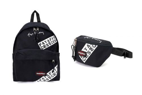 Tape Detailing Dominates FACETASM's Latest Collaboration With EASTPAK